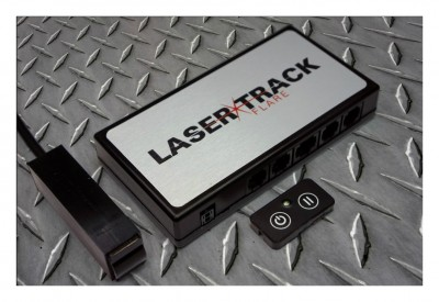 LaserTrack Flare - Ultra-compact laser sensors and outstanding performance.
