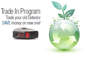 Trade In Program - Trade your old detector and save money on new one!